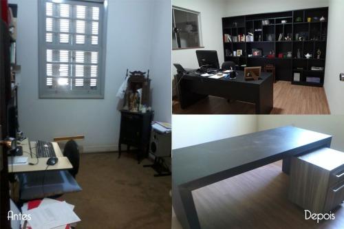 Escritório - moveis planejado Jafer http://www.jaferarmariosecozinhas.com.br/