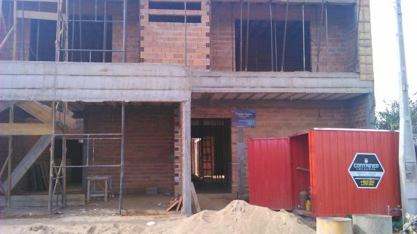 Fachada em construção!