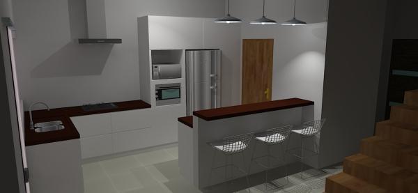 Projeto para cozinha