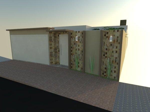 Estudo fachada 10